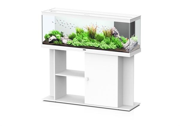 Aquatlantis Aquarium Style Led 120 Wit 120x40x45 Cm Meubel